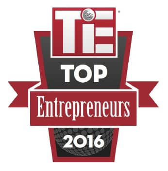 Kenny Holzer a TiE Atlanta's 2016 Top Entrepreneur Awards honoree.